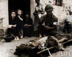 WWII a Colori / WWII in Color - WWII - Seconda Guerra Mondiale