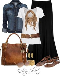 """Casual - #12"" by in-my-closet ❤ liked on Polyvore"