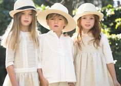 Teresa y Leticia. Cute Outfits For Kids, Cute Kids, Kool Kids, Little Fashionista, Wedding With Kids, Classic Outfits, Beautiful Children, Kids Wear, Kids Girls