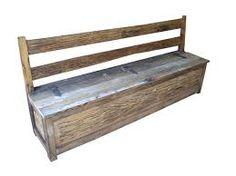 bancos baú de madeira - Pesquisa Google