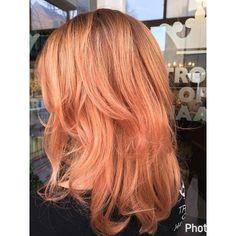 21 Blorange Hair Looks > CherryCherryBeauty.com