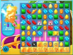 Candy Crush Soda Saga Level 1046 No Boosters