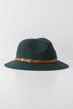 45e40377b3092 Cumbrian Fells Rancher -  68  anthropologie Green Hats