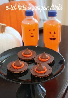 Halloween Treats – Witch Hats