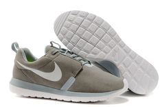 Buy Nike Roshe Run NM Suede Mens Grey Cyan Clear White Shoes For Sale from  Reliable Nike Roshe Run NM Suede Mens Grey Cyan Clear White Shoes For Sale  ... 50e08595af
