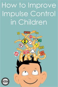 Educators, therapists, and parents can learn some simple tips on how to improve impulse control in children. Pediatric Occupational Therapy, Impulse Control, Executive Functioning, Self Regulation, Physical Therapist, Activities To Do, Pediatrics, Physics, Education
