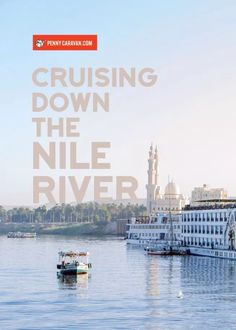 Cruising down the Nile with Memphis Tours on the Sonesta St. George - Penny Caravan