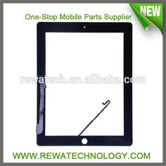 Tablet Parts for Apple iPad 4 Touch Screen Repair