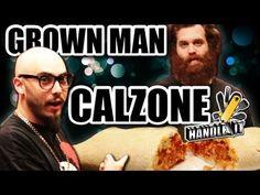 Handle It - Grown Man Calzone