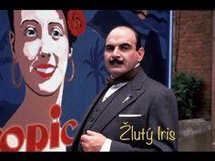 Agatha Christie - Žlutý iris - mluvené slovo - YouTube Agatha Christie, Audio Books, Baseball Cards, Youtube, Youtubers, Youtube Movies