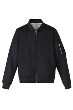 Repin: Obsessing these men's A.P.C. jackets