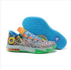 KD 6 shoes for basketball boy.http://www.aliexpress.com