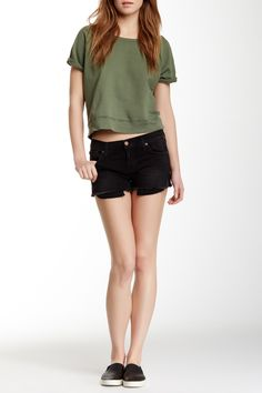 Peeking Pocket Ruby Short by TEXTILE Elizabeth and James on @nordstrom_rack