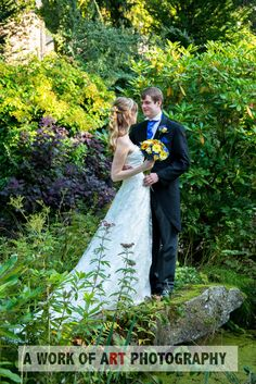 Wedding Photography By A Work of Art Photography - Makeney Hall, Derbyshire