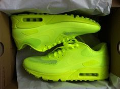 shoes trainers lime nike air force nike air air jordan hat bright sneakers nike yellow fluo nikeairmaxvolt air max 90 neon beautiful highlighter lime green sneakers