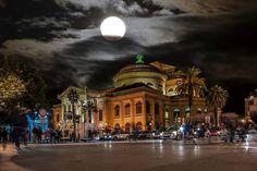 Palermo - Teatro Massimo - Foto di Edgar Balea González