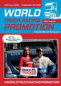 Český Trucker - monthly magazine for sales promotion Online Advertising, Online Marketing, Social Media Marketing, Digital Marketing, Truck Festival, Sale Promotion, Online Business, Competition, Racing