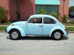 just like my 1st car except mine had a sunroof-1971 super beetle