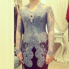 Vera Kebaya - Indonesia Vera Kebaya, Batik Kebaya, Batik Dress, Lace Dress, Kebaya Brokat, Dress Brokat, Kebaya Dress, Kebaya Jawa, Model Kebaya Modern