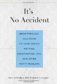 Great advice for parents whose kids have toileting troubles at any age from potty training on with resolutions that cover diet, behavior, environment, medical treatments, and excercises.