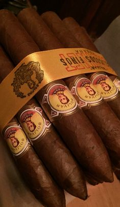 Bolivar Belicoso Fino #cigar review