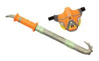 2014 NERF Zombie Strike Zedsquad Hammer & Mask Combat Kit by Hasbro- for sale online Megalodon, Overwatch Skin Concepts, Godzilla Birthday Party, Nerf Accessories, Cool Nerf Guns, Nerf Mod, Nerf Party, Team Gear, Airsoft Guns