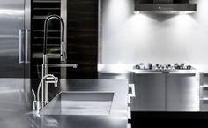Cuisines, salles de bain et meubles intégrés| AC Cuisines Home, Home Decor, Decor, Sink