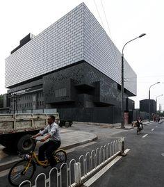 Buro Ole Scheeren, Yueqi Jazzy Li · Guardian Art Center