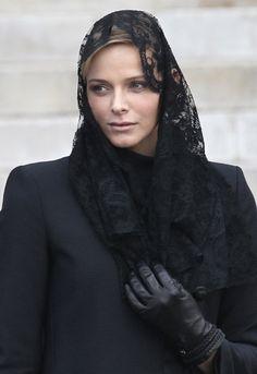 The Princess of Monaco