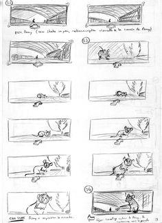 pixar ratatouille storyboard - Cerca con Google