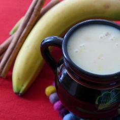 Atole de Platano | Banana Atole