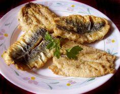 Sarde allinguate e fritte   http://agavepalermo.wordpress.com/2009/05/05/veri-%E2%80%9Cfalsi%E2%80%9D-d%E2%80%99autore-gastronomici-le-sarde-allinguate-e-fritte/