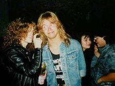 Michael Kiske with Jason Newsted Jason Metallica, Jason Newsted Metallica, Metallica Live, Michael Kiske, Oakland Coliseum, Great Comebacks, Kirk Hammett, Heavy Metal Bands, Beautiful Boys