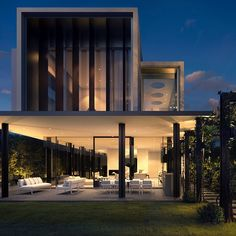 Luxury living by @robmillsarchitects