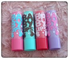 ♥ Babylips Winter Edition de Maybelline ♥ by Madmoizelle Cupcake