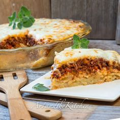 """Baked Spaghetti Pie   This recipe was very popular back in the 70's, the original published in a Better Homes and Gardens cookbook """"All-Time Favorite  Casserole Recipes"""" printed in 1977.  Read more: http://artandthekitchen.blogspot.com/2013/08/spaghetti-pie.html#ixzz2cwyRBcAj  Follow us: @laureenking on Twitter 