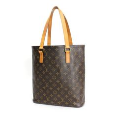 Louis Vuitton Vavin GM Monogram Totes Brown Canvas M51170