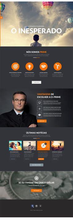 D-prime - Responsive Website