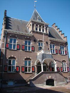 Gemeentehuis, Veendam.