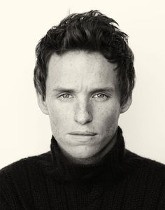 When it comes to shooting memorable portraits of Eddie Redmayne, nobody does it better than Brian Bowen Smith.