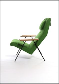 The Reclining chair, c. 1952, Robin & Lucienne Day