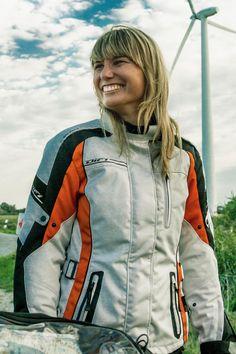 Difi Xenia 2 motoros textildzseki szürke narancs fekete motorosbarát áron 7389ac1791