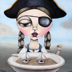 "Marie Larkin, ""Ahoy Ahoy"""