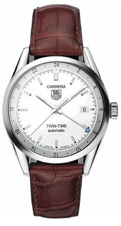 Carrera Twin Time Men's Watch! classic !!!