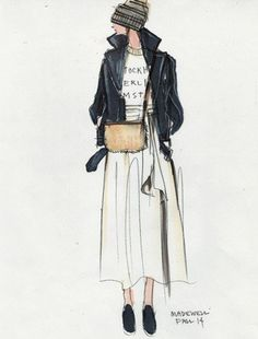 EXCLUSIVE: Madewell's Head Of Design Shares His Adorable Fall 2014 Sketches With Lucky