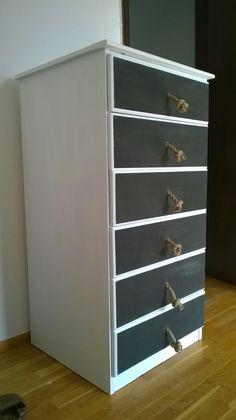 Diy chalkpaint dresser