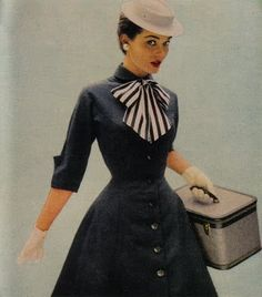 omg. one of my favourites. #1950sdress #1950sfashion