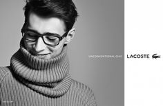 Adrien Sahores is a Relaxed Vision for Lacoste Fall/Winter 2012 Campaign