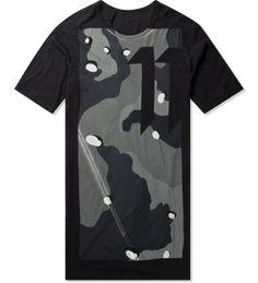 11 By Boris Bidjan Saberi Black TS1 P1 F1101 T-Shirt  | HYPEBEAST Store. Shop Online for Men's Fashion, Streetwear, Sneakers, Accessorie...