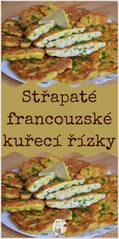 Střapaté francouzské kuřecí řízky Czech Recipes, Ethnic Recipes, Slovakian Food, Food Humor, Gym Humor, Workout Humor, Lunches And Dinners, Meals, Cooking Recipes